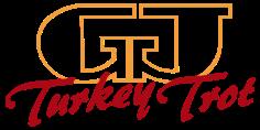 GJ Turkey Trot Lettering