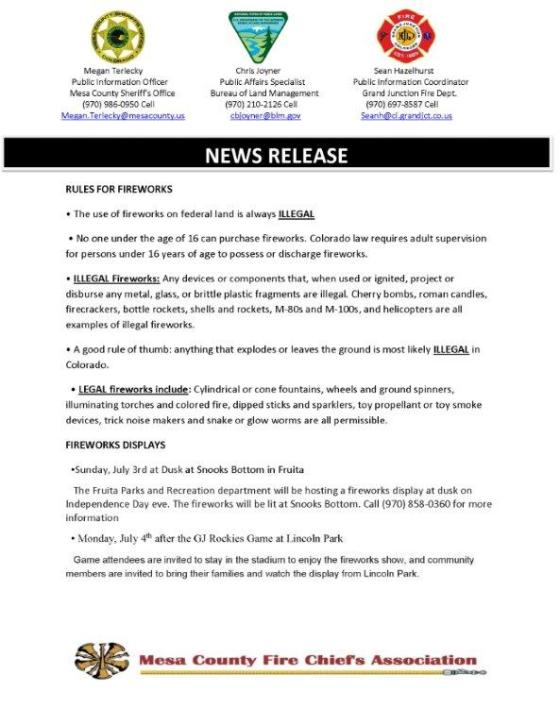 NEWS RELEASE- No fire restrictions_Page_2