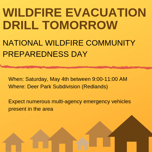 Copy of Copy of wildfire prep day
